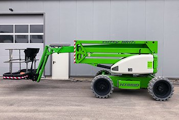 Niftylift Elektro-Gelenkteleskopbühne GTB 170DE HR171 4x4 Hybrid